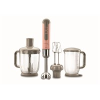 Korkmaz A 447 Duo Mega Blender Set Pembe