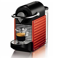 Nespresso C60 Pixie Makinesi - Electric Red