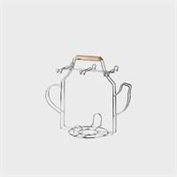 Fame Kitchen Çelik Kupa Askısı ÜN-943IW