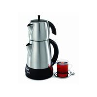 Arçelik K3282IM Paslanmaz Çelik Çay Makinesi-Inox