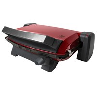 Blue House BH446SP Coloritos Tost Makinesi Teflon 1800W Kırmızı