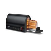 Arzum Fırrın Ekmek Kızartma Makinesi-Siyah