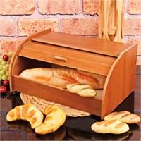 Royal Windsor Ahşap Ekmek Dolabı
