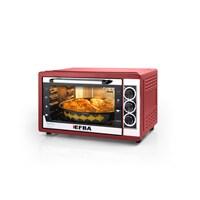 Efba 5003 Smart Elektrikli Fırın Kırmızı