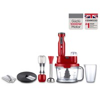Kenwood HDP204RD 1000 Watt El Blender Seti