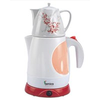 Arnica Demly Porselen Çay Makinesi