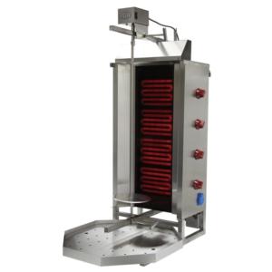 öztiryakiler döner ocağı elektrikli üstten motorlu 4 radyanlı