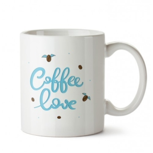 dalis kahve aşkı tasarım kupa