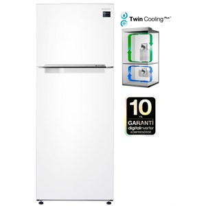 samsung rt46k6000ww tr a 468 lt twincooling plus nofrost buzdolabı