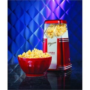 cookplus retro popcorn rhp 310 mısır patlatma makinesi