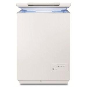 electrolux ec1500aow1 a 140 lt sandık tipi derin dondurucu