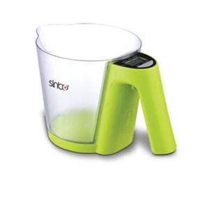 sinbo sks-4516 mutfak tartısı kırmızı - yeşil