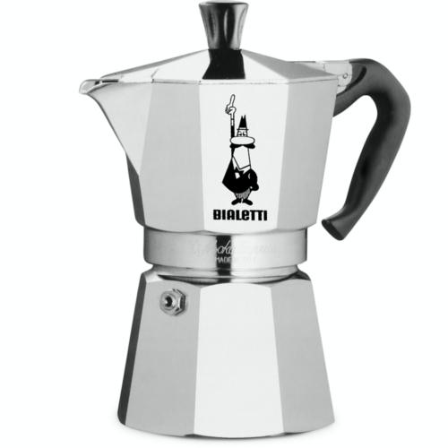 Moka Pot Express 6 Cup
