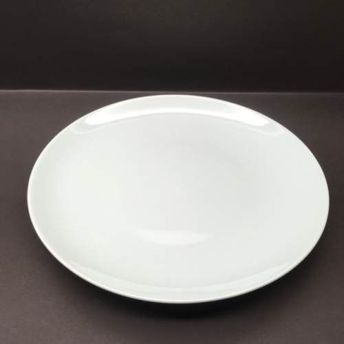 İkram Dünyası Porselen 30 cm Servis Tabağı