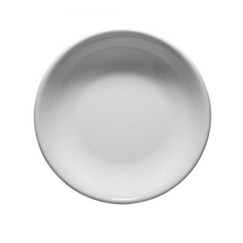 İkram Dünyası Porselen Çukur Yemek Tabağı 20 cm 12 adet