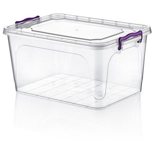 Hobby Life Plastik 25Lt Diktörtgen Multi Box Saklama Kabı