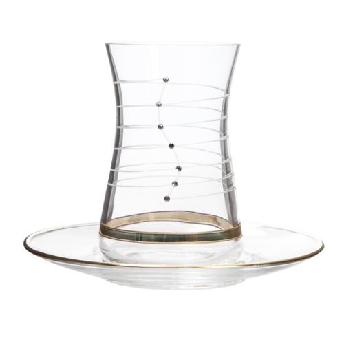 Laliano Dama Çay Bardağı