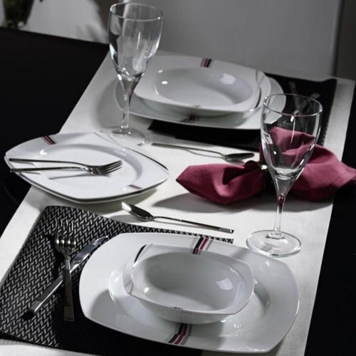 Pierre Cardin 24 Parça Yemek Takımı Str