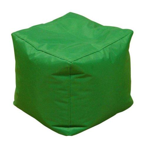Free and Joy Küp Puf Yeşil - 40x40 cm