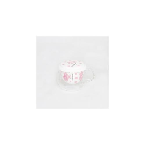 Yedifil Bitki Çayı Kupası Pembe Çiçek
