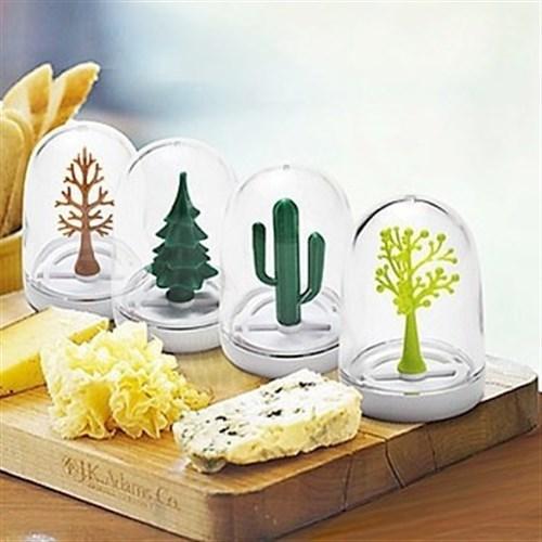 BuldumBuldum Seasoning Shakers - Dört Mevsim Baharatlık
