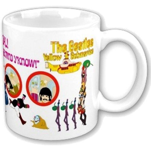 Rock Off The Beatles Kupa Yellow Submarine Nothing is Real