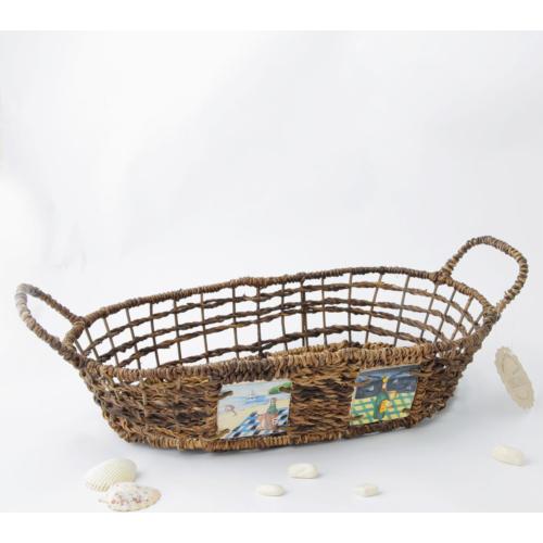 Kanca Ev Oval Yayvan Ekmek Büyük