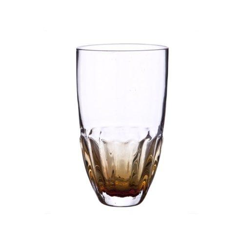Biev 6 lı Meşrubat Bardağı Amber