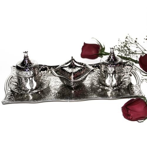 In my 2 li Osmanlı Türk Kahve Seti