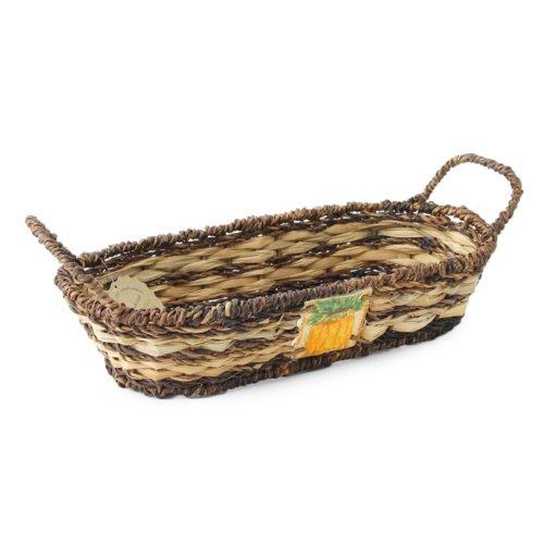 Kanca Ev Oval Yayvan Ekmek Sebze Küçük