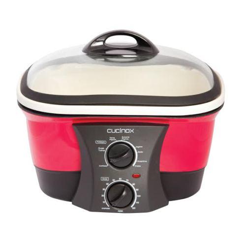 Cucinox MZ5009R Çok Amaçlı Pişirici