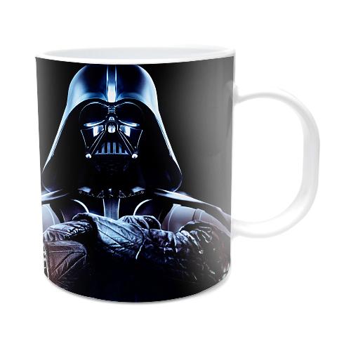 Fotografyabaskı Star Wars 7 Beyaz Kupa Bardak Baskı