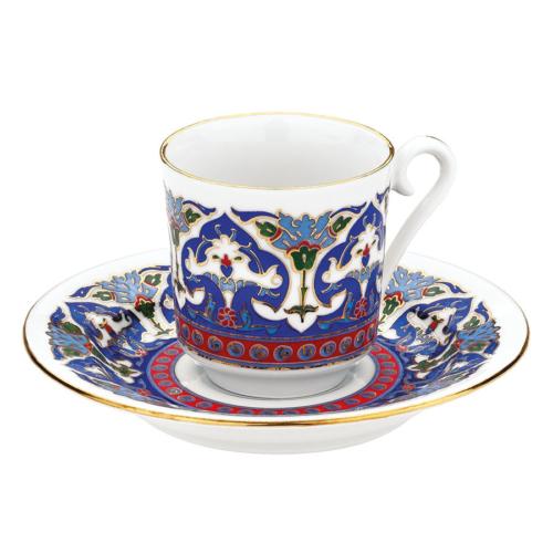 Kütahya Porselen 3648 Desen Kahve Fincan Takımı
