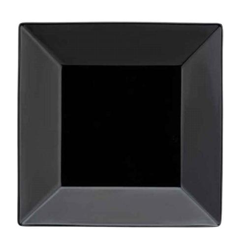 Naturaceram Kütahya Porselen Pera Siyah Çukur Tabak