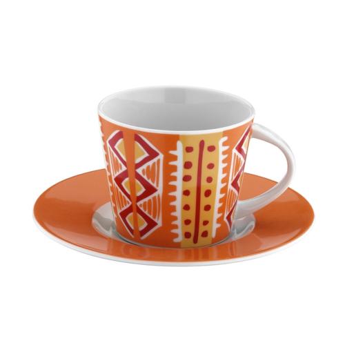Mitterteich 86604 Desen Çay Fincanı Ve Tabağı