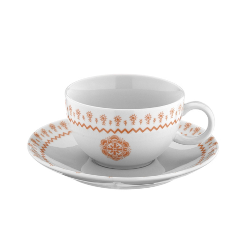 Mitterteich 866819 Desen Çay Fincanı Ve Tabağı