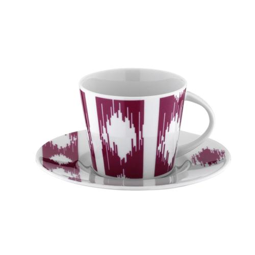 Mitterteich 8771 Desen Çay Fincan Takımı
