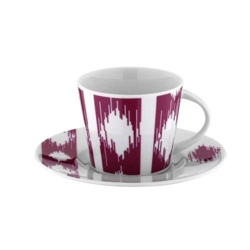 Mitterteich 8771 Desen Kahve Fincanı Ve Tabağı