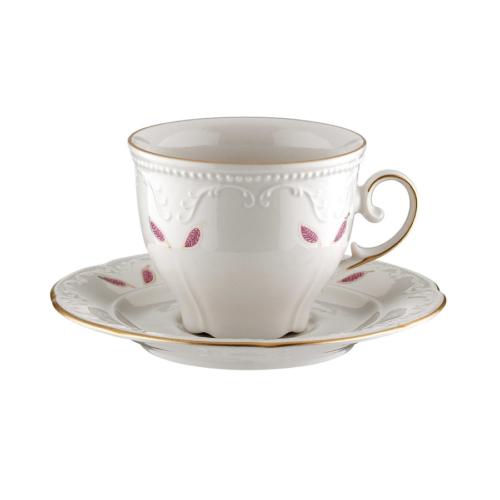Mitterteich Caprice 77822 Desen Çay Fincanı Ve Tabağı