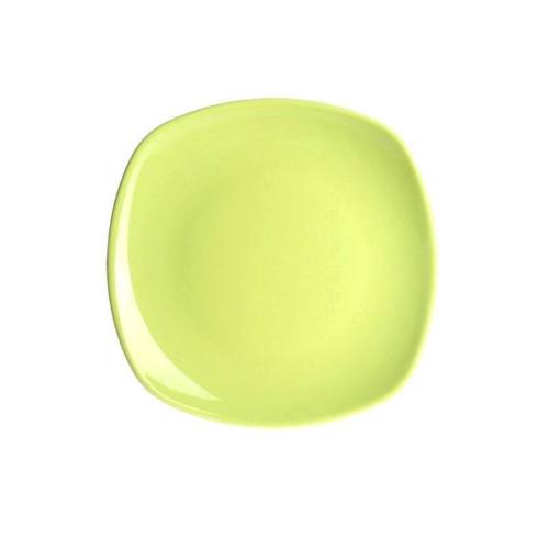 Naturaceram Prizma Yeşil Pasta Tabağı