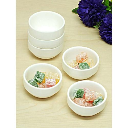 Kitchen Love Porselen 6 Lı Çerezlik/Reçellik