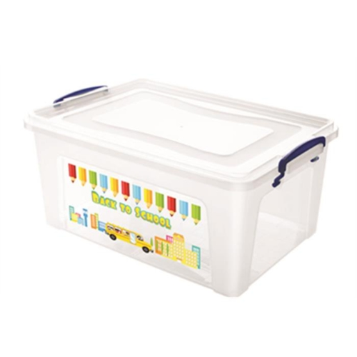 Dünya Derın Clear Box 27 Lt 30166