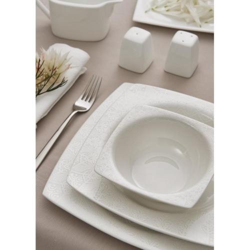 Karaca Fine Pearl Helen 86 Parça Yemek Takımı