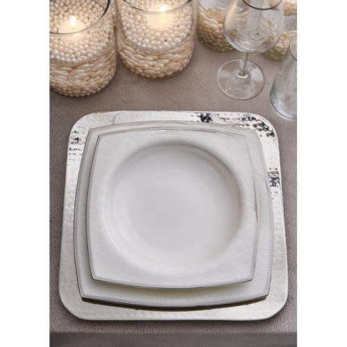 Karaca Fine Pearl Sedef 86 Parça Yemek Takımı