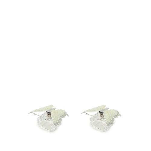 Beymen Home Turnwald Napkinri Butterfly Crystal Wh Beyaz Peçetelik