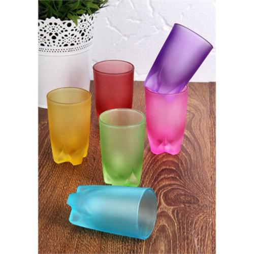 LoveQ Kahve Yanı 6'Lı Su Bardağı