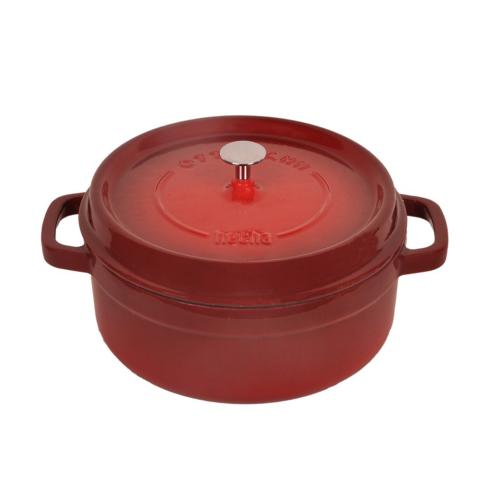 Hecha Ottoman 28 Cm Kırmızı Tencere