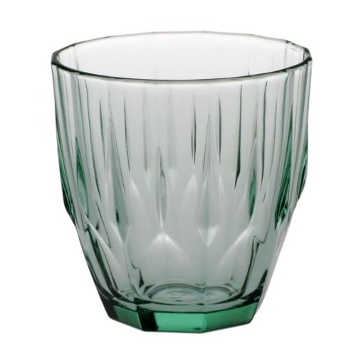 Paşabahçe Dıamond Yeşil Su Bardak 3'Lü