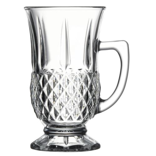 Paşabahçe İstanbul 6.Lı Kulplu Bardak Çay& Kahve Bardağı