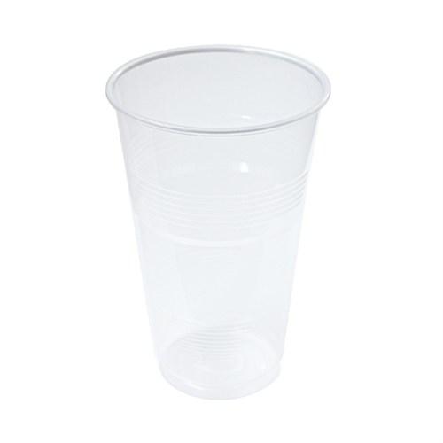 KullanAtMarket Lüks Plastik Meşrubat Bardağı 500 Cc